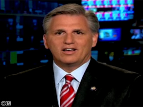 Rep. Kevin McCarthy says the Republican Party needs to grow and welcome new people.