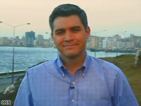 CNN's Jim Acosta reports from Havana, Cuba for American Morning.