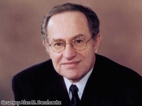 Harvard Law Professor Alan Dershowitz describes Justice David Souter as a 'very, very good justice.'