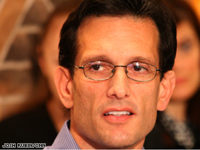 Cantor acknowledged that the GOP is playing catchup on technology.