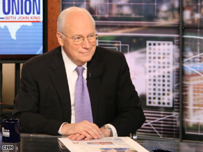 Cheney said the GOP needs to hold onto its principles.