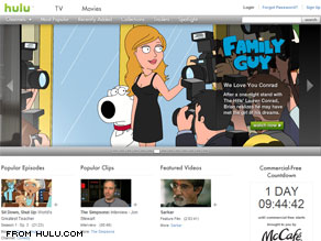 Hulu to charge subscription fee – SciTechBlog - CNN.com Blogs