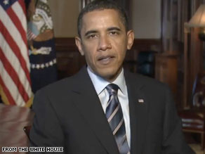 President Obama says there must be strong and reliable protections for consumers.