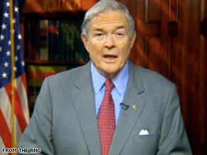 Sen. Kit Bond says President Obama is using a 'ready, fire, aim' strategy.