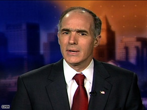 Sen. Casey said the decision to run or not to run belongs to a candidate rather than to a political party's leadership.