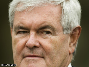 Former Republican House Speaker Newt Gingrich said Sunday that Rep. Nancy Pelosi, the current Democratic House Speaker, has a lot of explaining to do about her knowledge of the CIA's use of waterboarding.