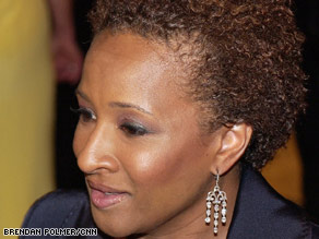 White House Press Secretary Robert Gibbs commented Monday on recent remarks by comedienne Wanda Sykes.