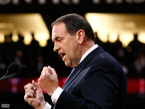 Huckabee plans to back Rubio in Florida.