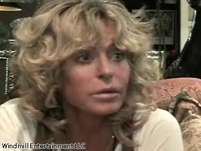 Acress Farrah Fawcett speaks out against tabloids in an interview with the Los Angeles Times.