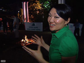 So how do you survive a firewalk?