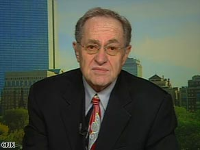Harvard Law professor Alan Dershowitz tells CNN's Kiran Chetry the Supreme Court should not be gender-balanced.