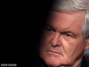 Gingrich said Pelosi is a 'trivial politician, viciously using partisanship for the narrowest of purposes.'