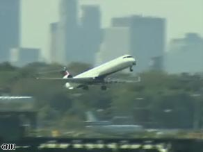CNN's Jason Carroll reports the average starting salary for a regional pilot is $18,168 a year.