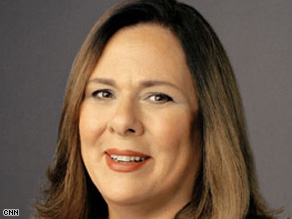 CNN's Candy Crowley will be honored Wednesday night at the Women Media Center's first annual Media Awards at the Sackler Foundation.