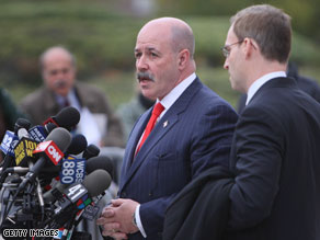Bernard Kerik was indicted on charges of making false statements to White House officials.