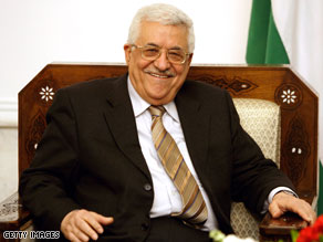President Obama is set to meet Thursday with Palestinian Authority President Mahmoud Abbas.