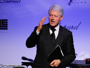 Former President Bill Clinton is set to attend a fundraiser for Rep. Carolyn Maloney.