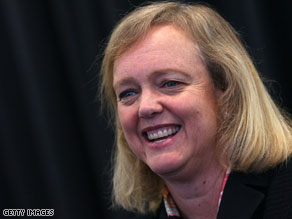 Former eBay CEO Meg Whitman will officially declare her candidacy for governor of California on Tuesday at an event in Fullerton, California.