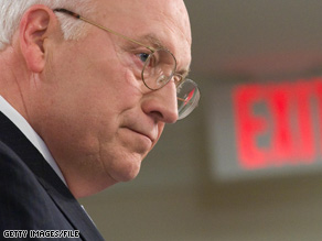 Dick Cheney is criticizing the latest Obama move.