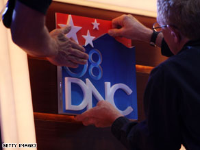 The DNC has its eyes on Texas .