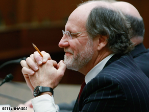 Corzine is facing a tough reelection race.