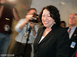 New instances of Sotomayor's 'wise Latina' comments.