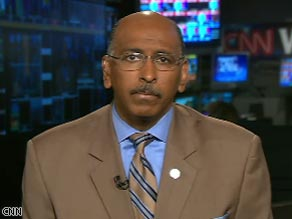 RNC Chairman Michael Steele blasts President Obama's GM plans as 'government intrusion.'