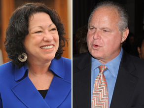 Limbaugh could support Sotomayor, but said he still thinks she is a racist.