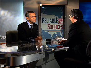 Journalist Richard Wolffe sat down with CNN&#039;s Howard Kurtz on Sunday&#039;s Reliable Sources.