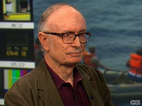 Clive Irving tells CNN that new technologies could replace existing flight data recorders.