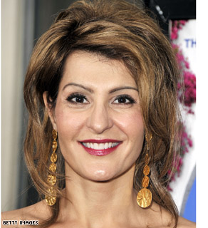 Actress Nia Vardalos arrives at the premiere of 'My Life in Ruins' on May 29, 2009 in Los Angeles, California.
