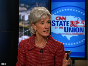 Secretary Sebelius said Sunday that the government is watching the H1N1 swine flu very closely and making preparations for the upcoming flu season this fall.