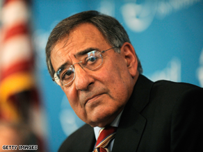 A CIA spokesman said Panetta does not believe Cheney is hoping for a terrorist attack.