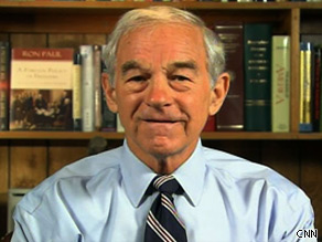 Rep. Ron Paul says 'socialized medicine' will not solve the nation's high health care costs.