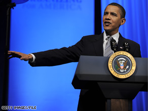 President Obama will attend two fundraisers for the DNC Thursday night in Chicago.