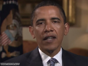 In an online video released Wednesday, President Obama called on all Americans to volunteer in their communities.