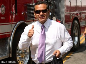 Los Angeles Mayor Antonio Villaraigosa will sit down with Wolf Blitzer in The Situation Room Monday.