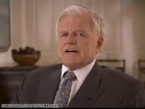 The Dodd campaign is out with a new ad that features Sen. Ted Kennedy.