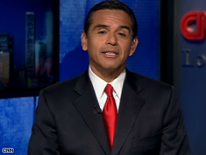 Villaraigosa told CNN he will not run for governor.