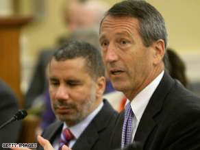 A South Carolina attorney is calling for Gov. Mark Sanford to resign.