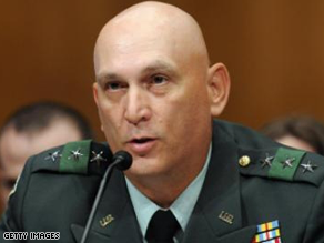  General Raymond Odierno will be on State of the Union with John King this Sunday at 9 a.m. Eastern.