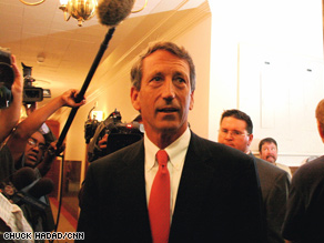 A total of 14 GOP South Carolina state senators have called for Mark Sanford's resignation.