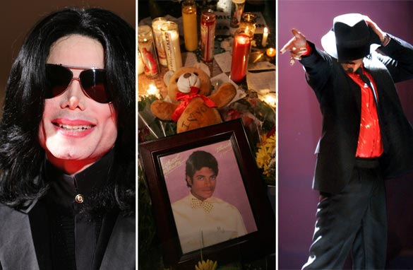 Entertainer Michael Jackson died after being taken to a hospital on Thursday having suffered cardiac arrest, according to the Los Angeles County Coroner's office. Getty Images