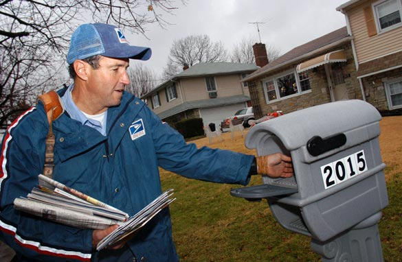 cut saturday mail delivery