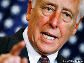 House Majority Leader Steny Hoyer on Tuesday dismissed Rep. Eric Massa&#039;s claim that he was forced out of Congress because of his opposition to health care reform.