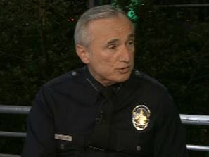 Chief William Bratton says non-ticket holders won't get within several blocks of the area.