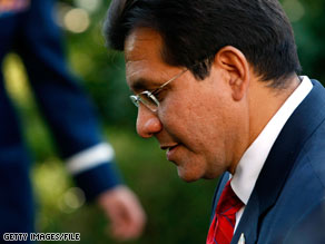 Former Attorney General Alberto Gonzales has taken a job at Texas Tech University.