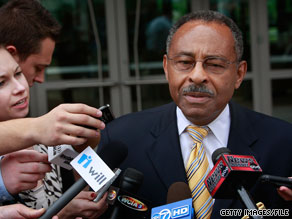 Illinois Democrat Sen. Roland Burris is expected to announce Friday that he will not run in 2010.