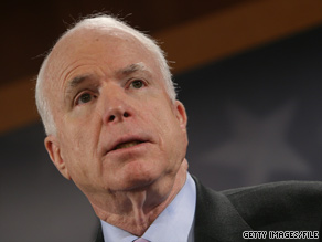 Sen. McCain said Sunday that he expects more details to come out about reports of instructions from former Vice President Cheney to the CIA.