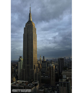 The Empire State Building is set to reduce its energy output by 38 percent.